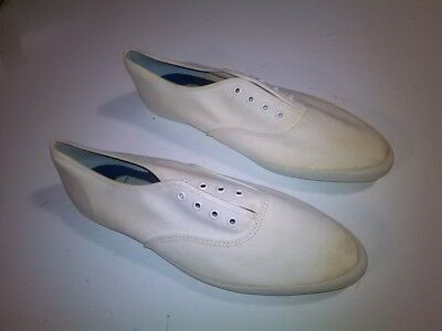 VTG SEARS Jeepers Ladies Sneakers Sz 8 Narrow - Tennis Gym Shoes - USA