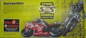 Triple S Motorcycle Chain Standard  530 x 110 Brand New