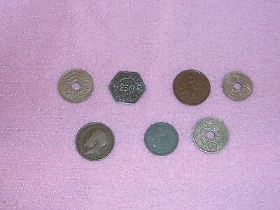 World War I European Coins