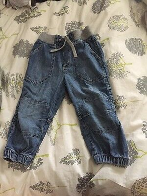H&M Boys Jogger Jeans Size 18- 2 Years