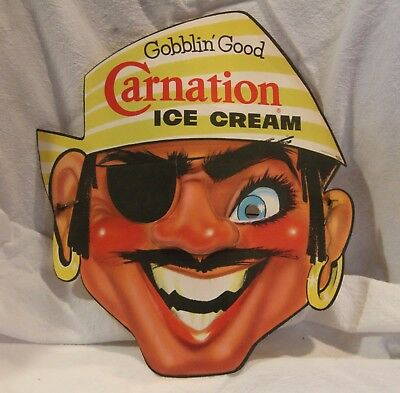 Carnation Ice Cream Mask