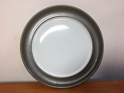 """Denby Chevron Desert/side Plate 6.5"""" In Very Good Condition Green"""