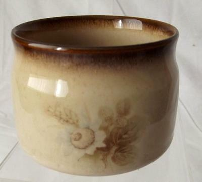 Denby Pottery Memories Pattern Sugar Bowl made in Stoneware