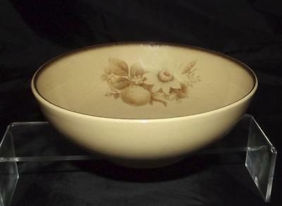 Denby Pottery Memories Pattern Dessert or Cereal Bowl 16.5cm Dia in Stoneware