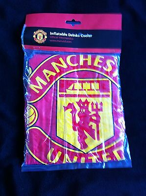 Inflatable Beer / Drinks Cooler Bucket (Manchester United)
