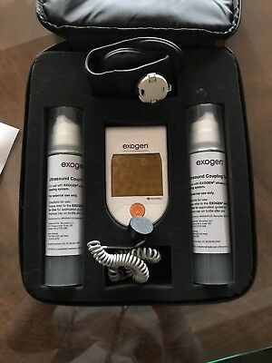 Exogen Ultrasound Bone Stimulator Healing System Bioventis.  Slightly used