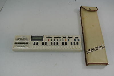 CASIO VL-TONE VL-1 Mini Digital Keyboard Piano Synthesizer W/Case WORKS!!
