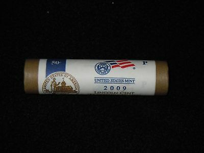 "2009  P   Lincoln  Cents   LP3  ""  Professional Life  ""   Mint Roll"