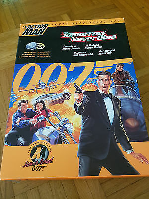 Action Man James Bond 007 'Tomorrow Never Dies' ***NEU*** Limited Edition
