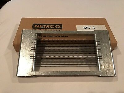"NEMCO 3/16"" BLADE ASSEMBLY-TOMATO SLICER Model 567-1"