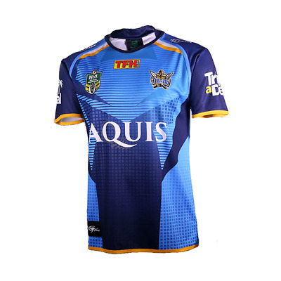 Gold Coast Titans 2017 NRL Home Jersey Adults, Ladies and Kids Available