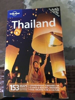 Thailand lonely planet