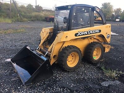 2003 John Deere 250 series II Skid Steer Loader 578 Hours