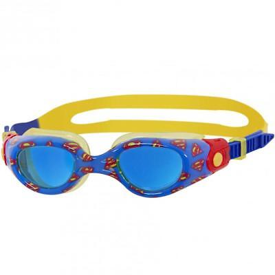DC Super Heroes Superman Printed Swimming Goggles 0-6 Year Old
