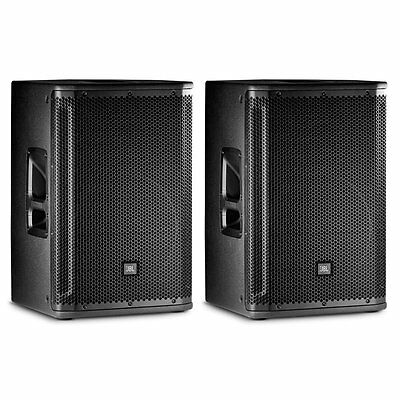"Tuki Padded Cover With Bottom Flap for JBL SRX712M 12/"" PA Speaker jbl052p"