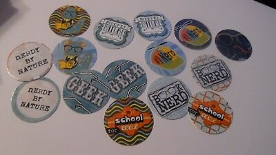 Pre Cut One Inch Bottle Cap Images Sabres Free Shipping