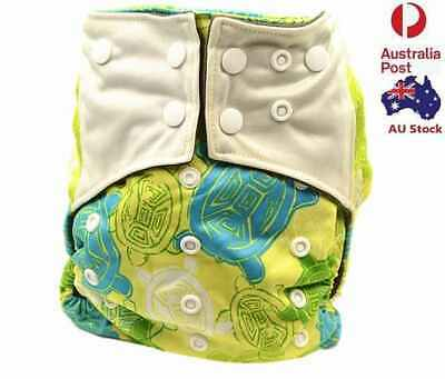 Adjustable Washable Reusable Baby Modern Cloth Nappy Charcoal Diaper Nappies