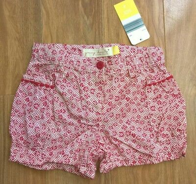 COLLETTE DINNIGAN Girls Sz 4 yrs Summer Cotton Shorts - BNWT!