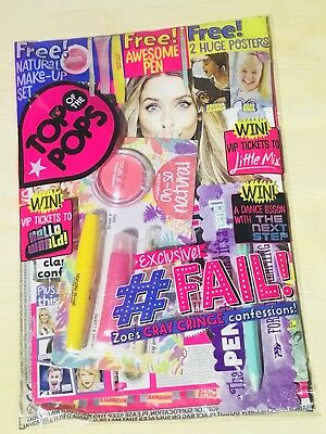 Top Of The Pops Magazine #293 - Amazing Free Gifts Inside! (Brand New)