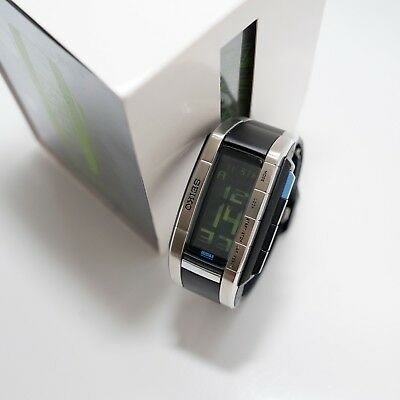 Final Fantasy Limited Edition Seiko Watch The Spirits Within Movie LCD Digital