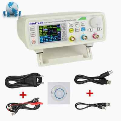 FeelTech FY6600 60MHz Function Arbitrary Waveform Pulse DDS Signal Generator New