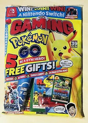110% GAMING Magazine #39 - 5 FREE GIFTS! (BRAND NEW BACK ISSUE)
