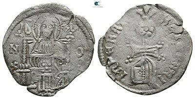 Savoca Coins Medieval Silver Coin0,86 g / 18 mm !PEP3488