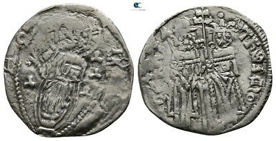 Savoca Coins Medieval Silver Coin0,73 g / 17 mm !PEP3493
