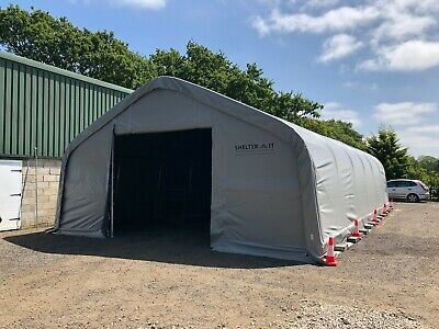 45ft Temporary Building Portable Commercial Warehouse industrial Shelter Garage