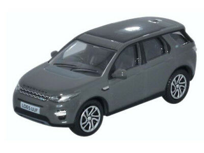 Oxford 76LRDS001 00 PKW Land Rover Discovery Sport corris grey
