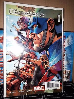 Marvel Ultimate Comics The Ultimates 2 #1 1st Print VF/NM-
