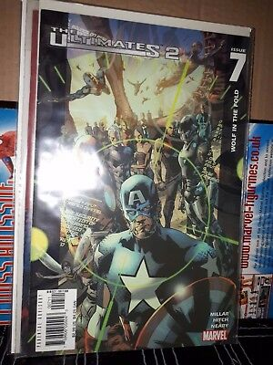 Marvel Ultimate Comics The Ultimates 2 #7 1st Print VF/NM-