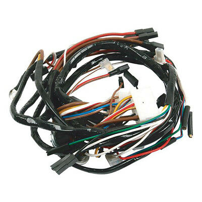 Wiring Harness For Ford Tractor 2110 3400 3500 ford 4400 4500 loader backhoe tractor service repair shop manual Ford Tractor Wiring Harness Diagram at panicattacktreatment.co