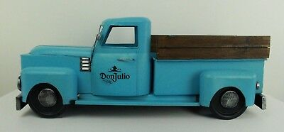 Rare Collectable Don Julio Model 1942 Blue Pick Up Truck
