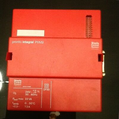 Staefa Control System Pronto Integral PVM9