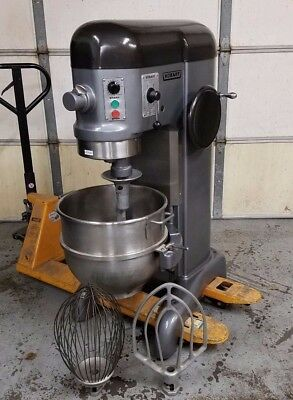 Hobart H600 60 Qt Mixer With Timer - Convenient 230v Single Phase + Accessories