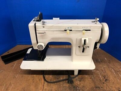Single Needle Walking Foot Zig-Zag Portable Sewing Machine FREE SHIPPING