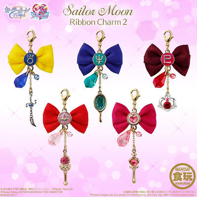 Sailor Moon Ribbon Charme 2 - Sailor Moon