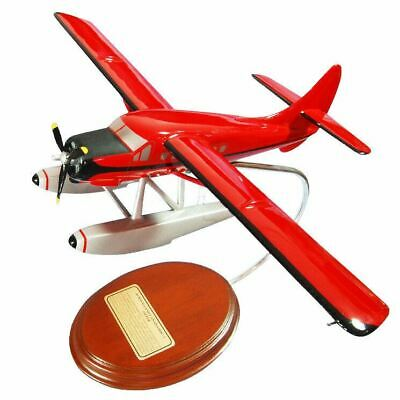 Airplane 1951 King Beaver the DHC-3 Otter  Wooden Model Aircraft