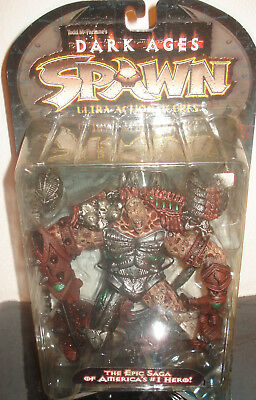 McFarlane Toys Serie 11 Spawn Ultra-Action-Figur SPWAN-THE BLACK KNIGHT