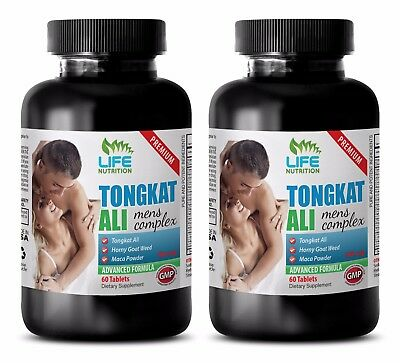 Asian Ginseng - TONGKAT ALI PLUS 760MG - Male Edge Extender Pills 2B