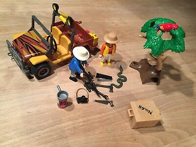 Playmobil 3018 - Jungle Expedition Jeep