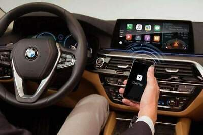 BMW NBT EVO Idrive 5&6 Apple Car Play Acitvation