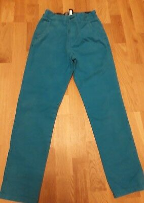 Boys Next bright blue jeans. Age 12 years