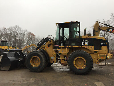 2002 Cat 924G Wheel Loader