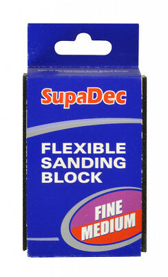 Flexible Sanding Block Fine/Medium