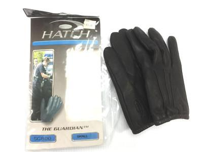 Hatch BG800 The Guardian police gloves size small new in package
