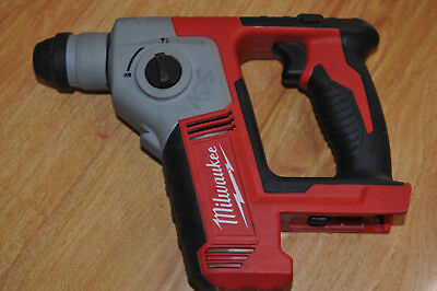 Milwaukee M18 BH 18V Cordless Rotay Hammer Drill (Skin Only) / Very Good Cond
