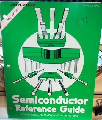 Semiconductor Reference Guide 1992 Ed. - Archer