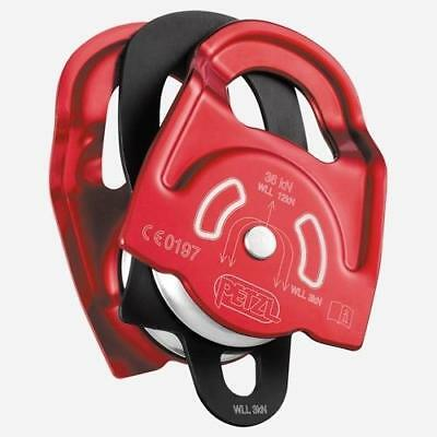 Petzl Twin Pulley Height Safety Pulleys